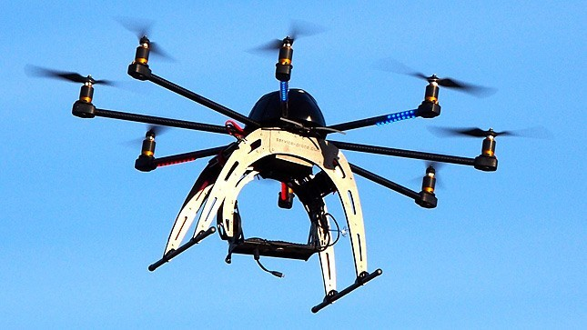 Three NFL teams could be in trouble for flying drones over their practices
