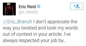 Eric Reid 1