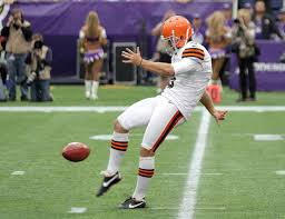 Bucs have claimed former Browns punter Spencer Lanning