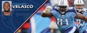 Titans have brought back Fernando Velasco