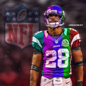 Adrian Peterson wants to hit 2500 yards in 2016