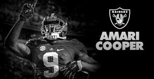 Amari Cooper of the Raiders has the highest Madden Ratings