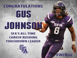 Gus Johnson has signed with the Dallas Cowboys