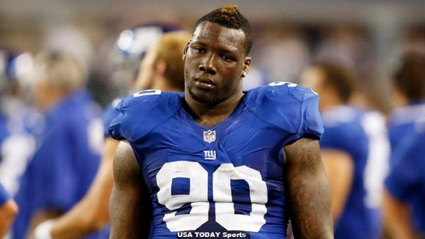 "Jason Pierre Paul really ""Blew"" his chances on a long term deal with the Giants"