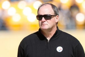 Kevin Colbert the GM of the Steelers has signed an extension