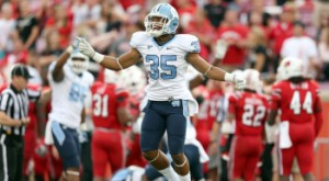 Malik Simmons of UNC has been suspended indefinitely