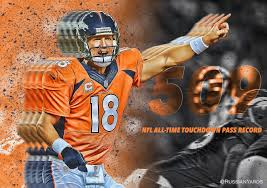 Peyton Manning should pass Brett Favre this year for most passing yards
