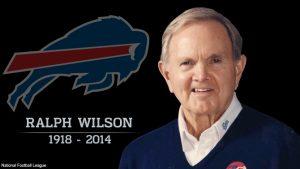 Ralph Wilson was an amazing business man and an even better community leader