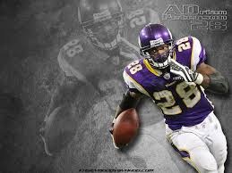 Vikings running back Adrian Peterson says he is a Hall of Famer