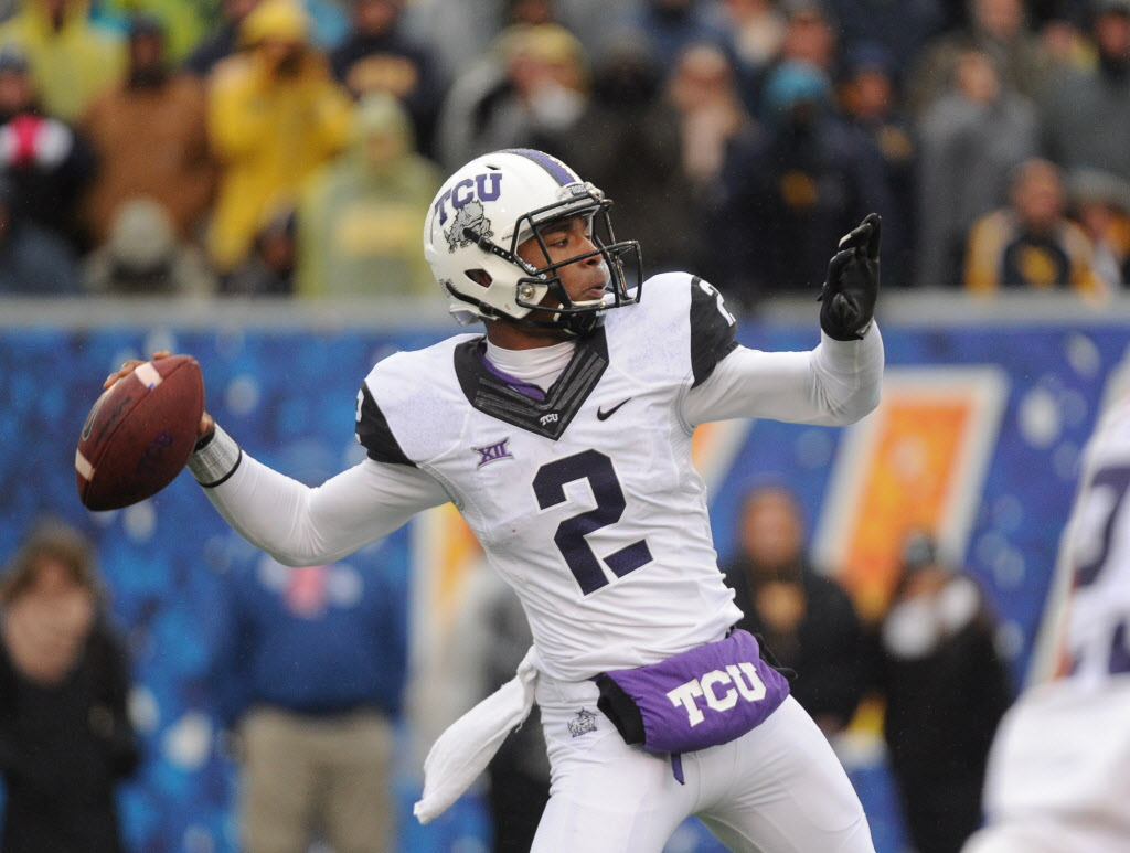 2016 NFL Draft Film Review: Trevone Boykin, QB, TCU