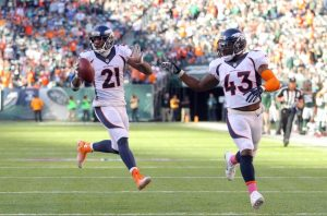 Broncos secondary feel like they have been slapped in the face