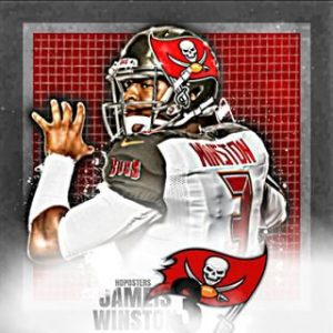 Jameis Winston will report to rookie mini camp today