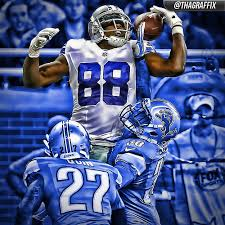 Dez Bryant of the Dallas Cowboys will be with the team for at least five more years