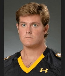 Towson offensive lineman has won a case against the school for banning him from playing after an injury