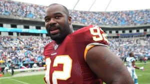 Albert Haynesworth says the Redskins made him lose his passion for football