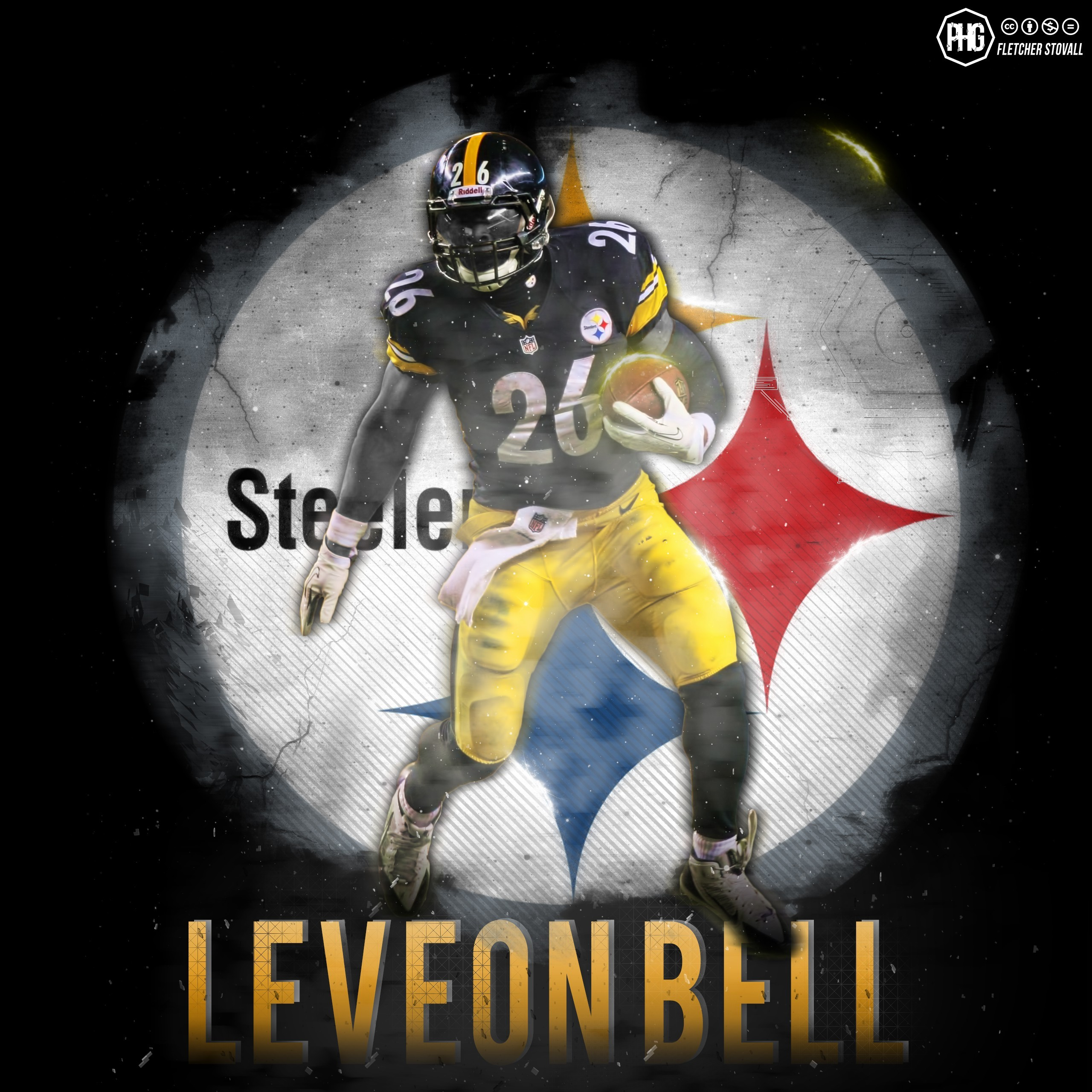 Steelers running back Le'Veon Bell is still waiting for the NFL's decision