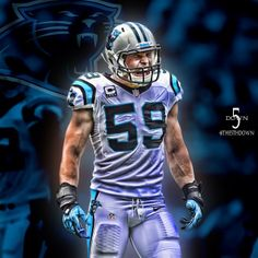 Panthers Give Luke Kuechly 62 Million Over 5 Years