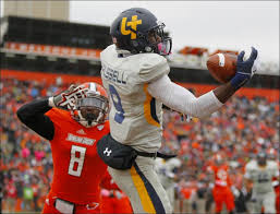 Toledo WR Alonzo Russell could win this award