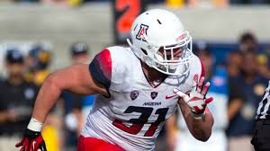 Scooby Wright of Arizona has been named to the Butkus Award Watch List