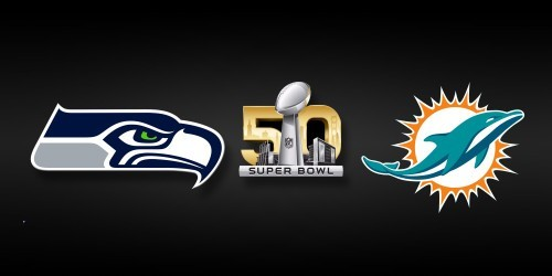Could the Seahawks play the Dolphins in Super Bowl 50?