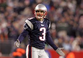 Patriots have signed kicker Stephen Gostkowski to a long term deal