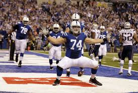 Anthony Castonzo is talking a long term deal with the Colts