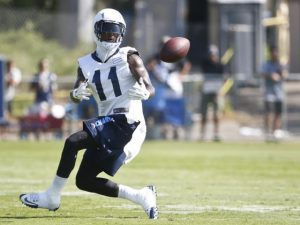 Chargers have a steal in Stevie Johnson