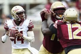 De'Andre Johnson the former FSU quarterback has received a second chance