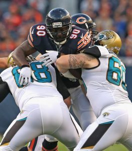 Bears defensive tackle Jeremiah Ratliff has been suspended the first 3 games of the year