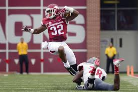 Arkansas running back Jonathan Williams will miss the entire season