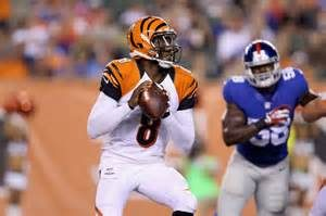 Bengals have waived quarterback Josh Johnson