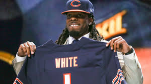 Kevin White of the Bears could miss the entire season