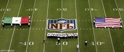 Mexico and the NFL are about to kick off a series in Mexico
