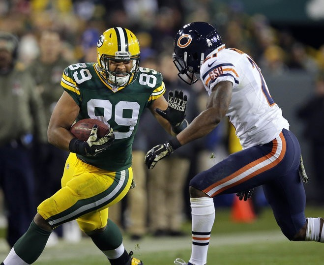 Can Richard Rodgers become a top talent for the Packers