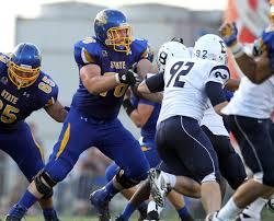 Former South Dakota State University lineman Bryan Witzmann has signed with the Saints PS