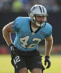 Panthers safety Colin Jones has a worse injury than expected