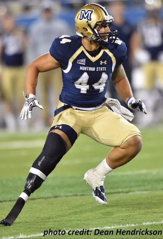 Koni Dole Of Montana State Became The First Player Ever To