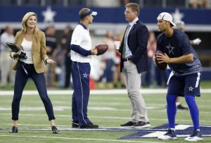 Could Cowboys turn to Matt Cassel if Brandon Weeden struggles this week versus the Saints