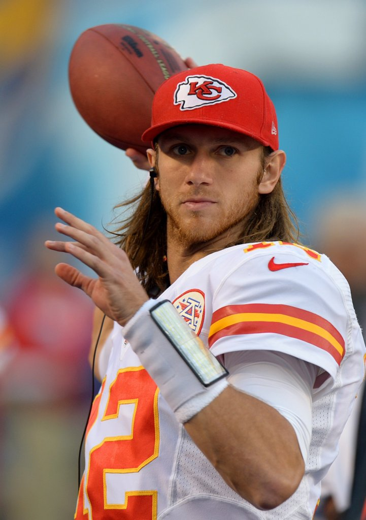 Detroit Lions have signed quarterback Ricky Stanzi to their