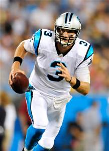 Derek Anderson received a nice  pay day today from the Panthers
