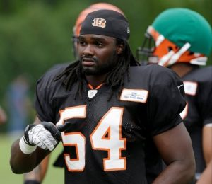 Browns worked out linebacker Jayson Dimanche