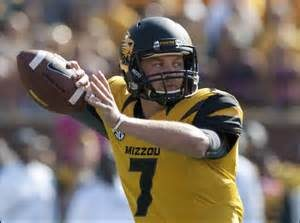 Mizzou has suspended QB Maty Mauk for the South Carolina game