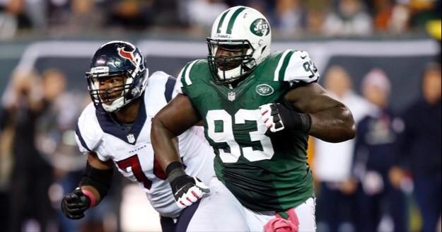 Vikings have signed former Jets draft pick Kenrick Ellis