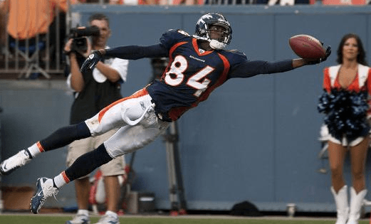 Former Broncos WR Brandon Lloyd has retired