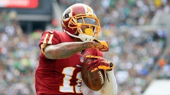Desean Jackson's California home was broken into