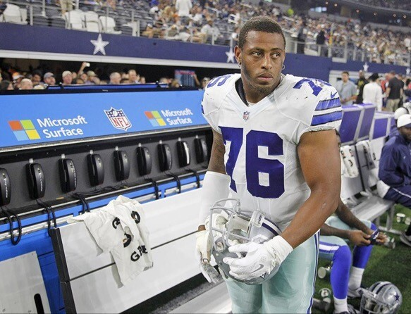 Greg Hardy is something else, but the Cowboys want to reward him