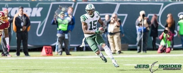 Jets wide out Brandon Marshall admitted to fighting with rookie Devin Smith