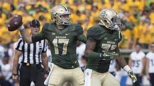 Baylor QB Seth Russell is out for the season