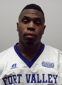 Fort Valley State University CB Tracey White is a good NFL prospect