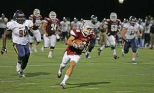 Guilford wide receiver Adam Smith has been a stud this year and could be the next D3 player